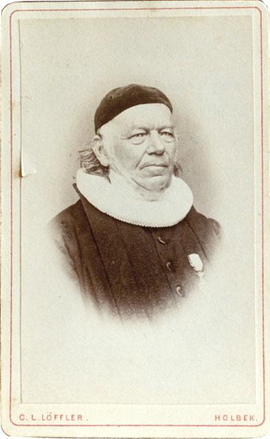 Jens Severin Hvistendahl Galskjøt