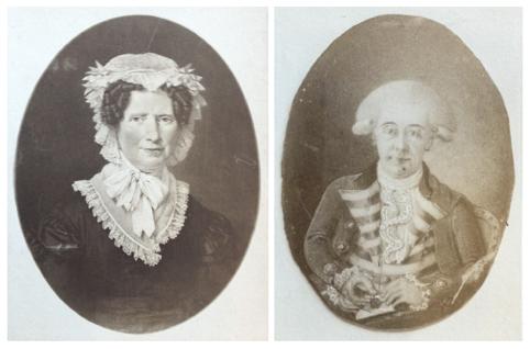 Johanne Marie Swane & Hans Swane